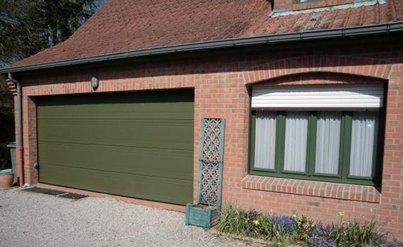 Portes de garage Pastant Frères